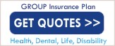 Get Group Insurance Quotes, Medical, Dental, Life and Disability